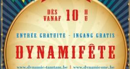 01.09 : Dynamifête – le rendez-vous festif des familles