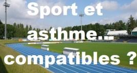 21.11 – Conférence : Asthme et sport … est-ce compatible ?