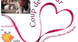 04.03 : Soirée Coup de cœur du Bourgmestre Olivier Maingain