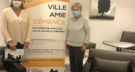 Woluwe-Saint-Lambert 1ère commune bruxelloise à devenir « VILLE AMIE DÉMENCE »