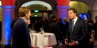 EenVandaag-debat tussen Rutte en Wilders