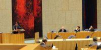 Drie vicepremiers in Rutte III: Schouten (CU), Ollongren (D66) en De Jonge (CDA)