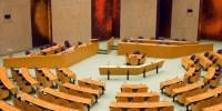 Tweede Kamer stelt de begrotingsbehandelingen uit