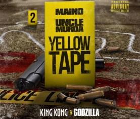 Yellow Tape: King Kong & Godzilla