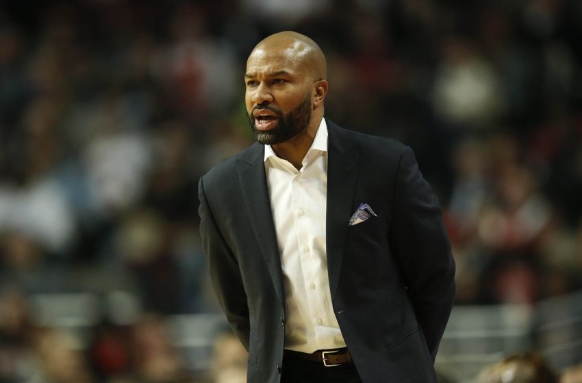 Derek Fisher excited to be new coach of Sparks