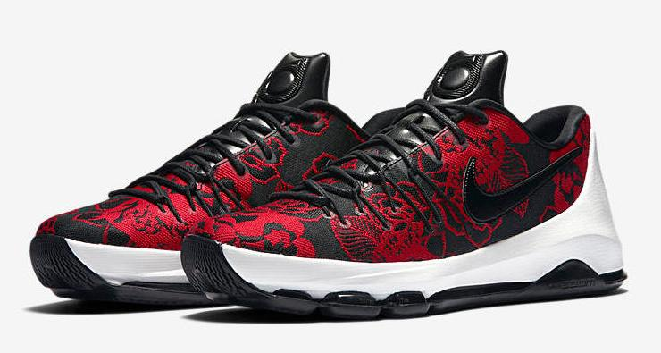 "ac5f10cfcb1d ... ""Peanut Butter and Jelly"" theme will now continue  Nike KD 8  Floral  Finish  ..."