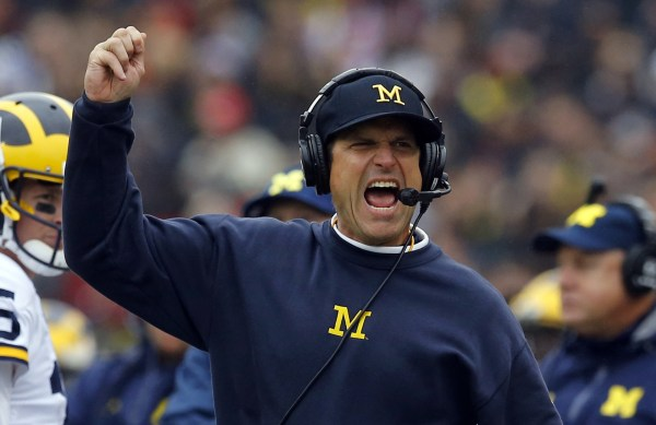 ct-michigan-s-jim-harbaugh-showing-his-true-colors-and-they-re-ugly-20160121