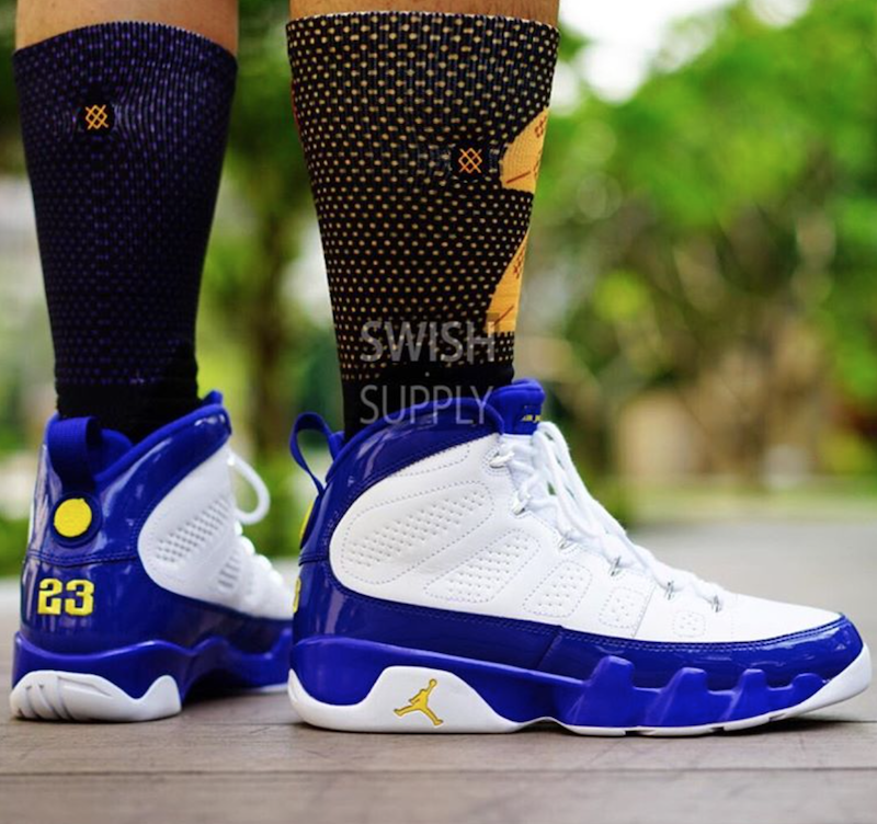 edf727ce29c7 ... new style update here is a first look at the air jordan 9 retro kobe  bryant