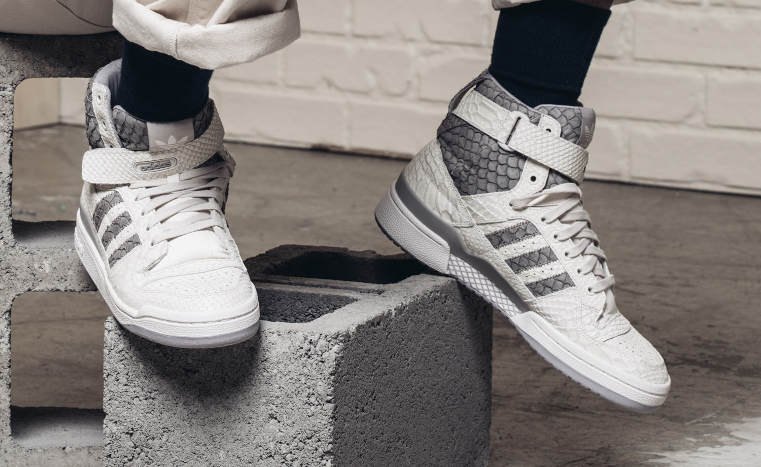 The folks at adidas continue their streak of releasing quality product that is winning the consumers over more and more. Looking to dig in the vault the ...