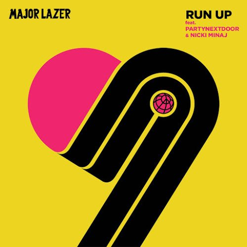 Major Lazer Run Up PartyNextDoor Nicki Minaj