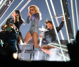 Lady Gaga Super Bowl Performance Video
