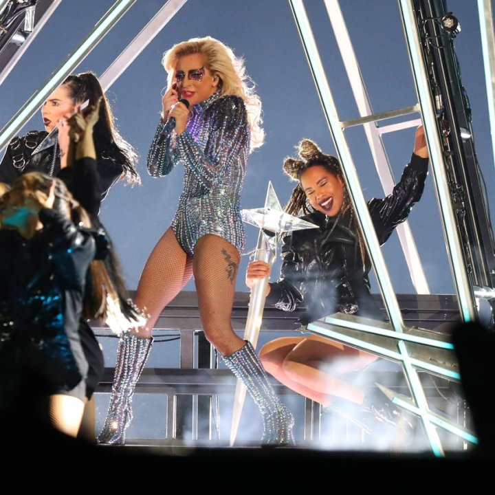 Lady Gaga Super Bowl Performance Video