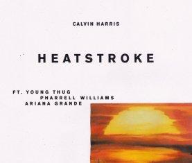 Calvin Harris Heatstroke Young Thug Pharrell Ariana Grande