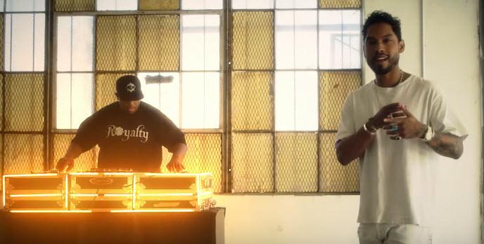 DJ Premier Miguel 2 Lovin U Music Video