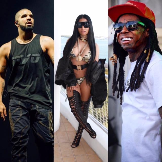 Nicki Minaj Frauds Drake Lil Wayne download