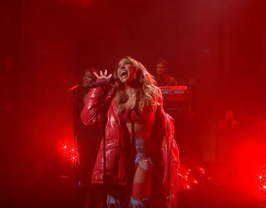 Tinashe Flame The Tonight Show Starring Jimmy Fallon