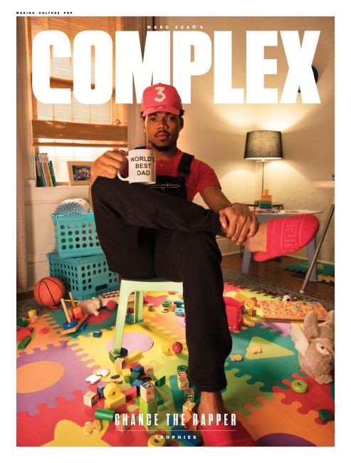 Chance The Rapper, Complex Magazine - March 2017
