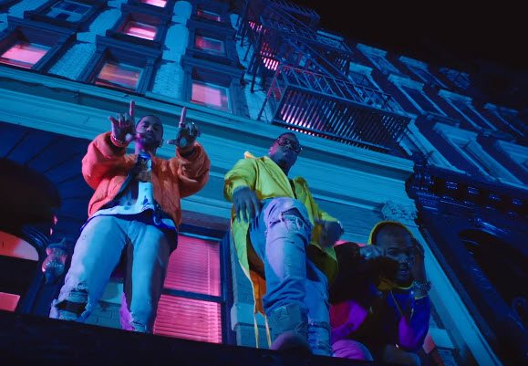 Jeremih I Think Of You Music Video Chris Brown Big Sean