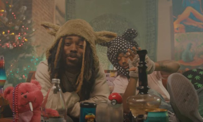 Earthgang Voodoo Music Video