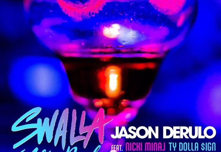 Jason Derulo Swalla After Dark Remix Nicki Minaj Ty Dolla Sign