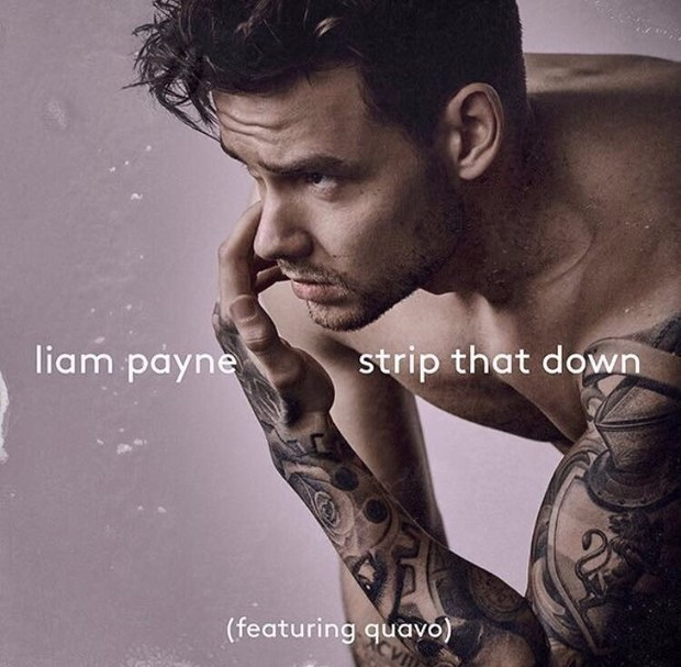 Liam Payne Strip That Down Quavo