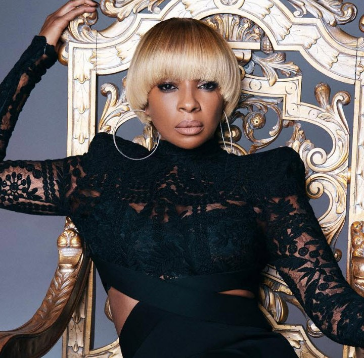 Mary J Blige Strength Of A Woman Tour Dates