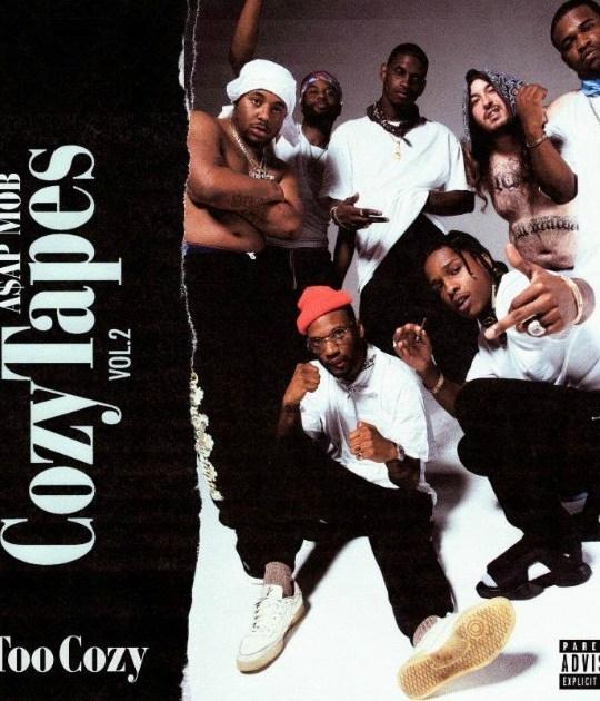 ASAP MOb Cozy Tapes Vol. 2