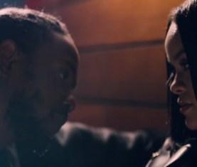 Kendrick Lamar Rihanna Loyalty Music video