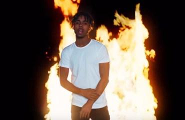 Vic Mensa Rage Music Video