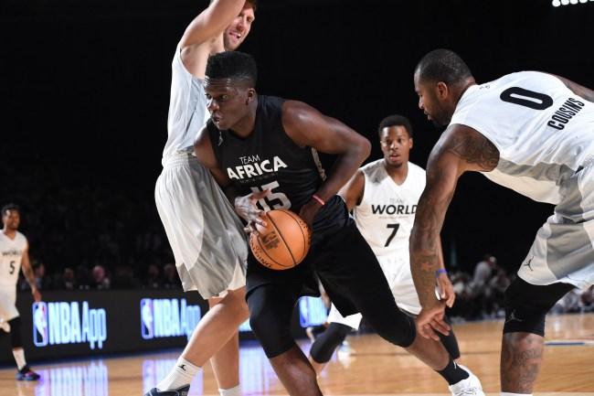 2017 NBA Africa Game