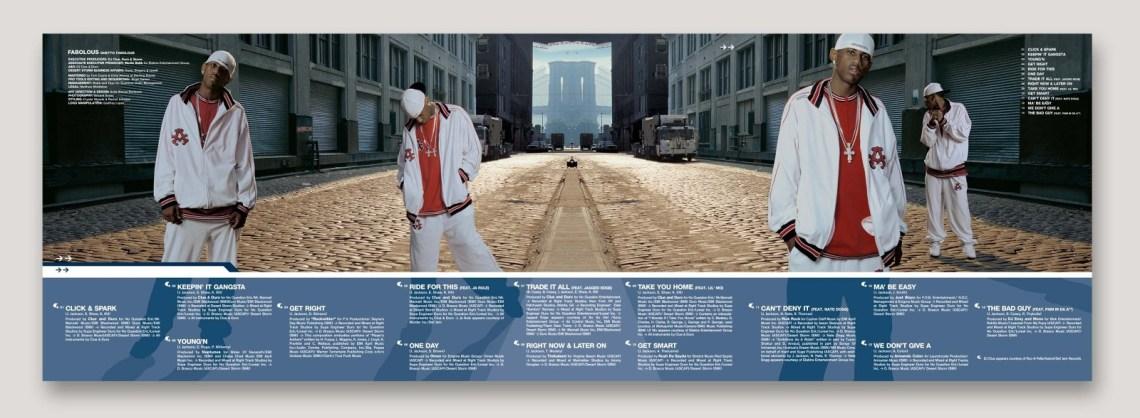 Ghetto Fabolous Booklet