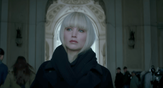 red sparrow jennifer lawerence