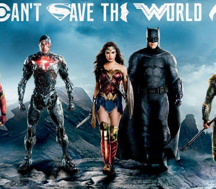 justice league batman superman wonder woman cyborg aquaman green lantern alfred
