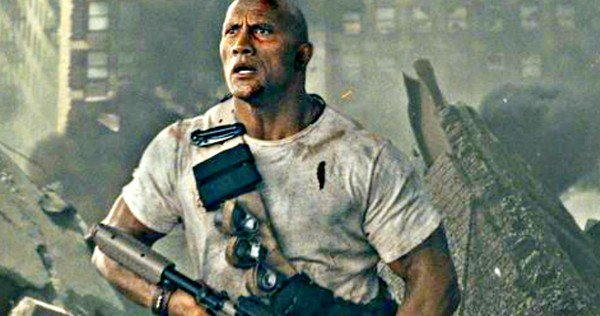 rampage the rock video game