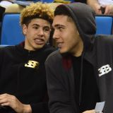 Lamelo and LiAngelo Ball