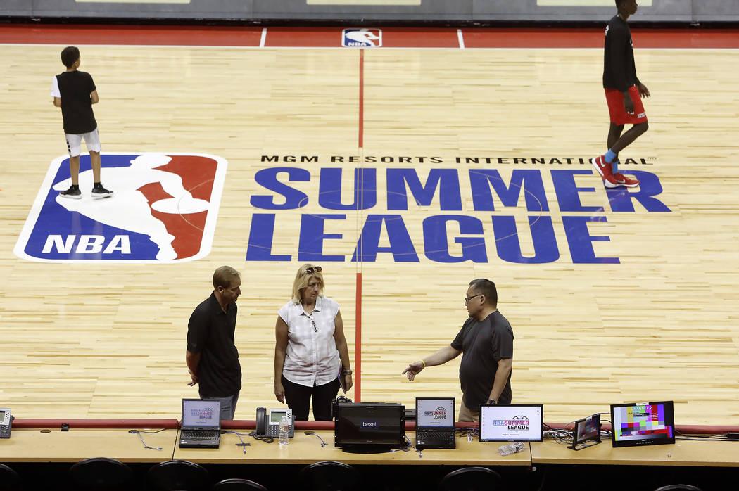 2018 Las Vegas Summer League