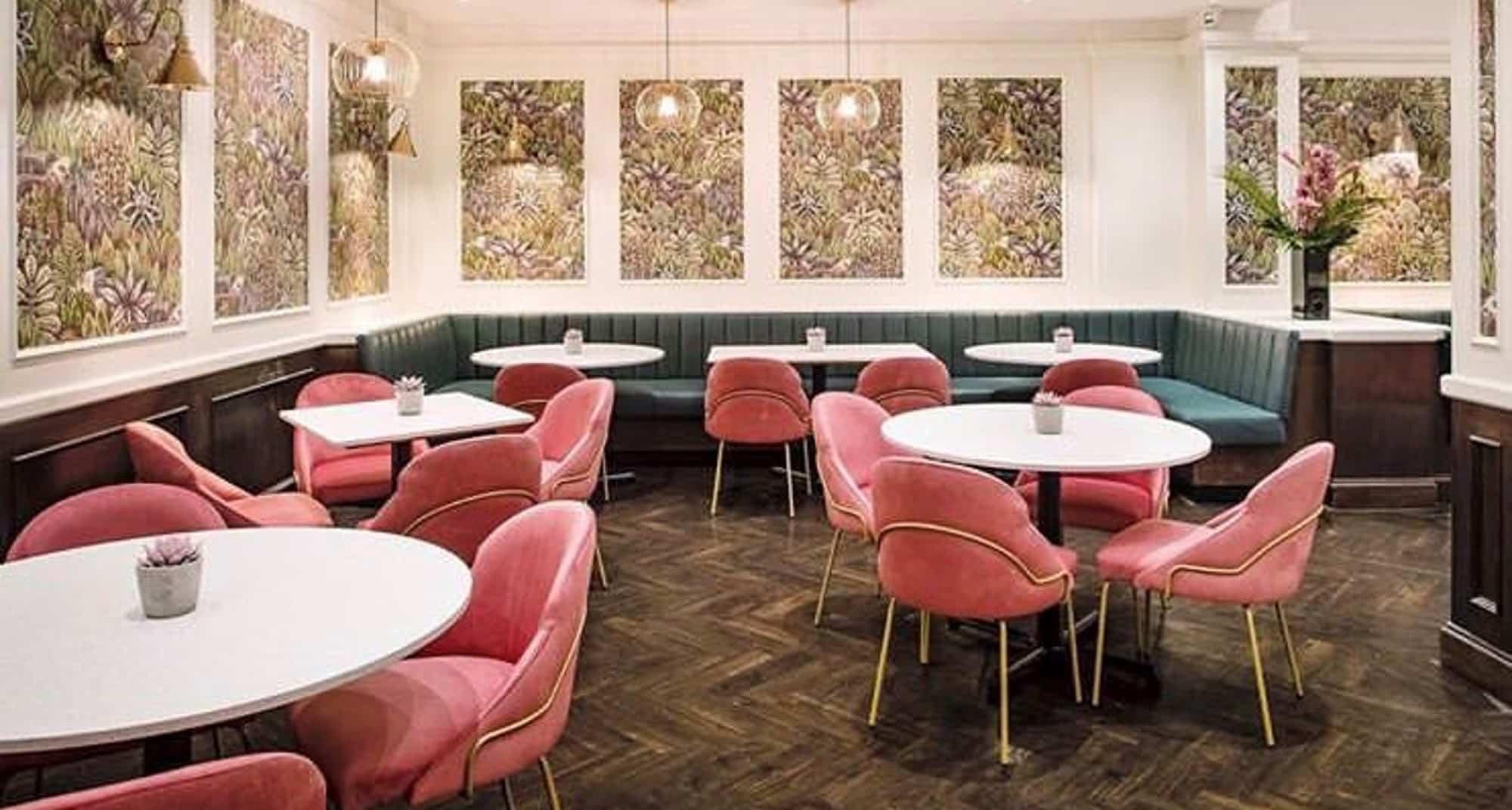 Restaurant Furniture By Defrae London