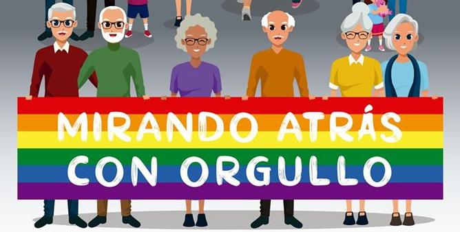 Unas jornadas donde dar voz y homenaje a las personas mayores LGTB