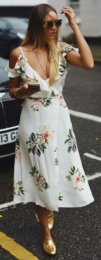 04a-vestido - vestido florido