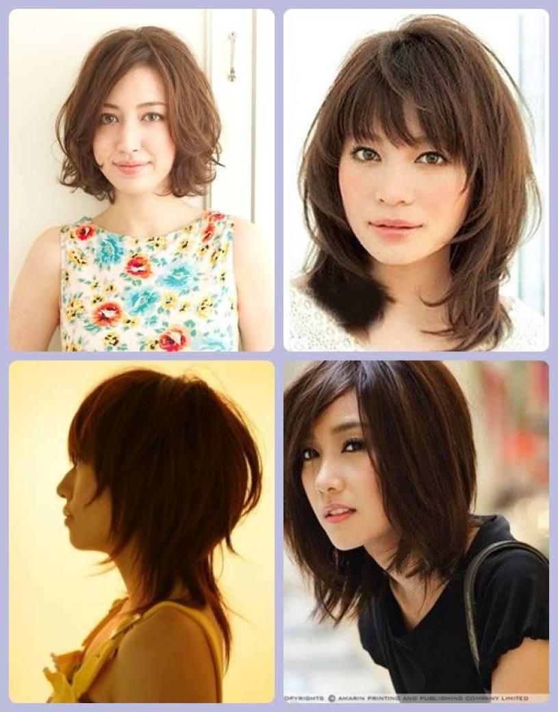 cortes de cabelo para orientais - asian hairstyle - medium