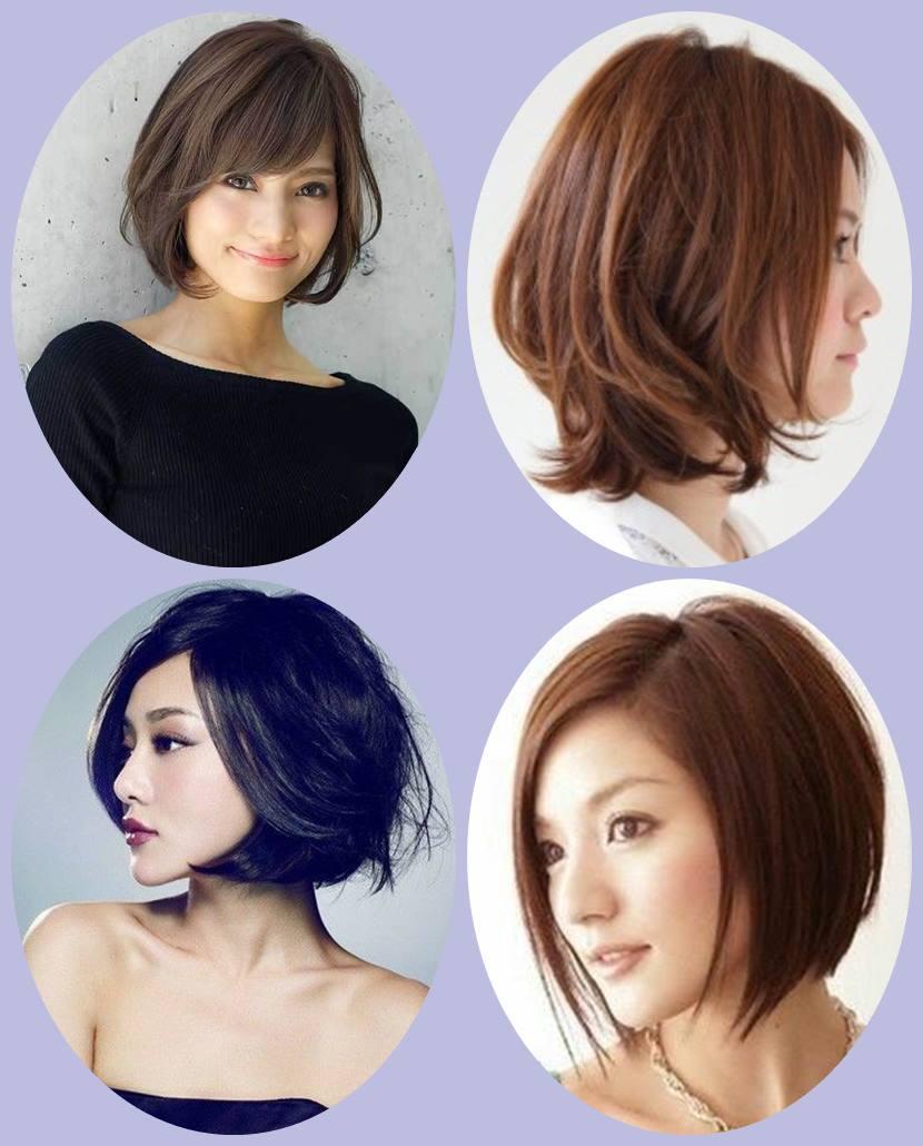 cortes de cabelo para orientais , asian hairstyle