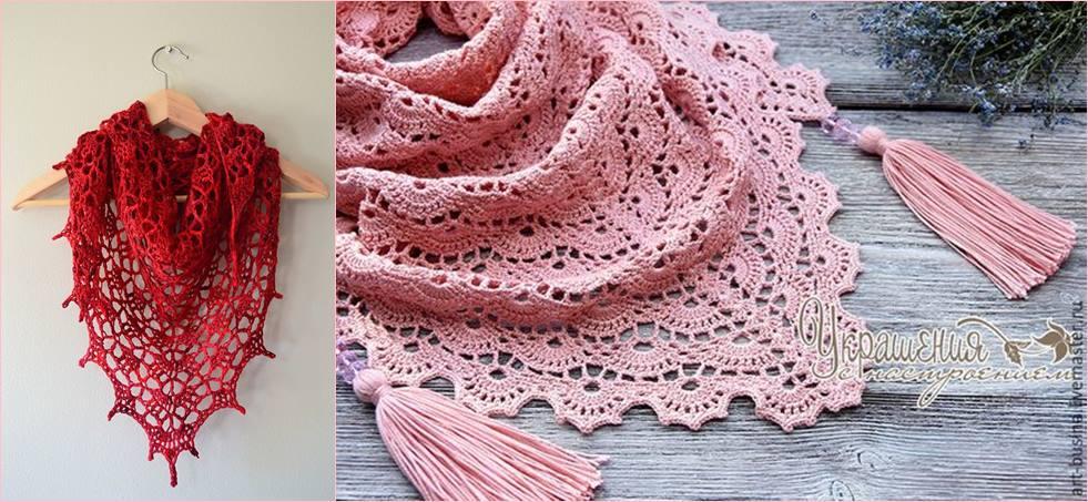 03 diy xale cachecol em croche - crocheterapia