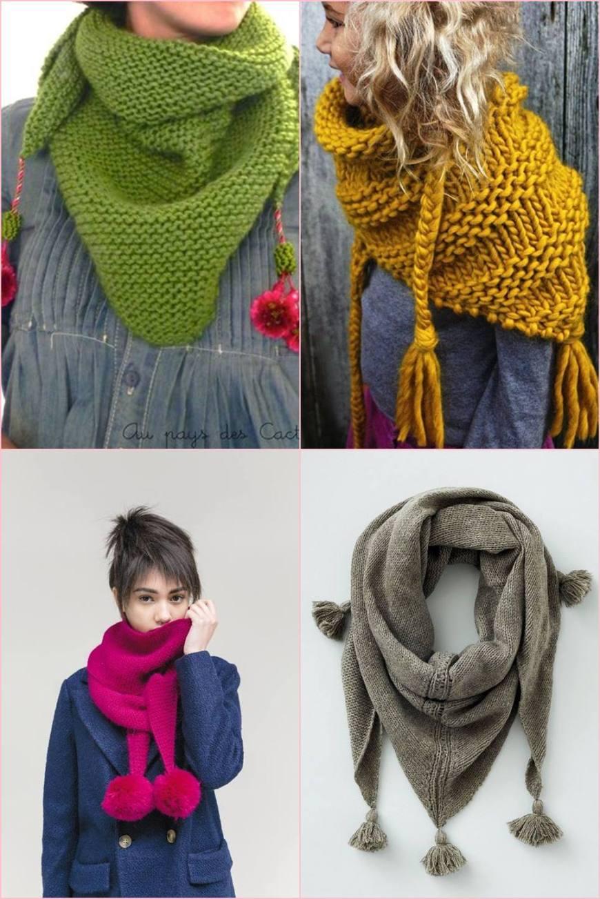 09 xale cachecol diy tricoterapia knitting shawl scarf