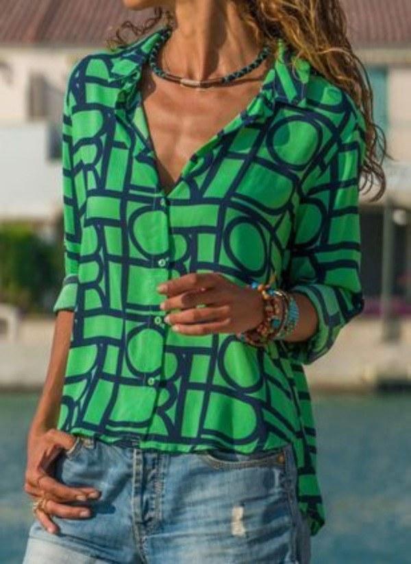 16 Modelos de camisa bem feminina