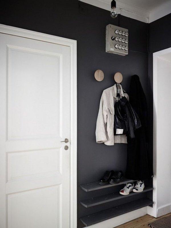 Ideias para fazer um cantinho especial para higienização no hall de entrada