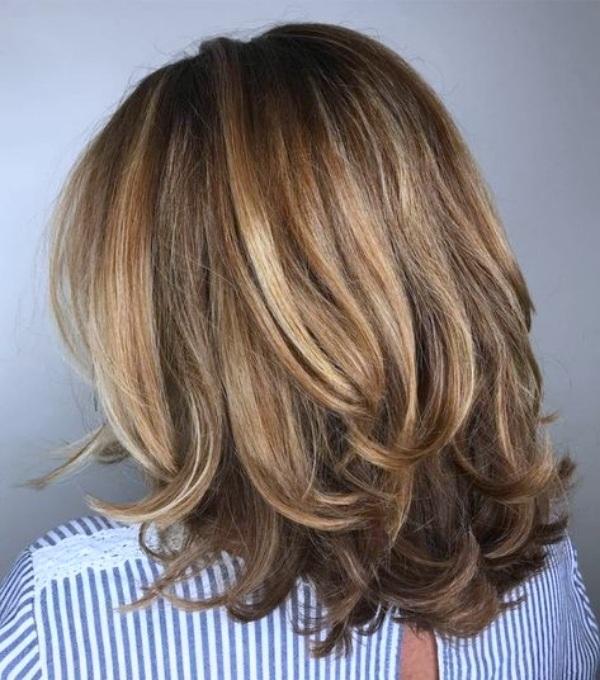 Bem na foto: +25 cortes de cabelo médio liso ⋆ De Frente Para O Mar