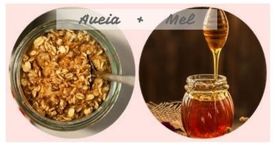 aveia com mel - como potencializar os alimentos naturalmente