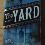 "Alex Grecian ""the Yard"" book cover"