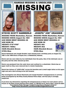 Missing: Stephen Scott Hammerle