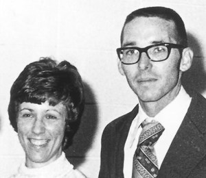 William Th. Zeigler with his wife Eunice Edwards-Zeigler